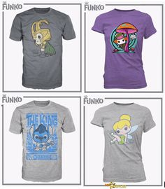 Limited edition funko pop vinyl Hot topic t shirts 2
