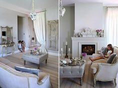 ZsaZsa Bellagio – Like No Other: House Beautiful: Such a Pretty Home!