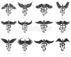 My next tattoo :-) Veterinary Medicine Symbol