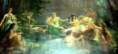 hans zatzka paintings - Recherche Google
