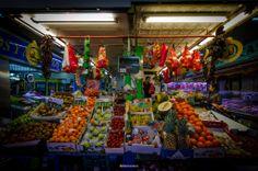 Los fines de semana son perfectos para visitar 'los Mercados' y hacer la compra en el Mercado Tradicional los Sábados por la Mañana. Mercado Tradicional by © Félix Moreno Palomero #39 of #365Photos #Reto #Tradiciones