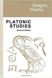 Platonic Studies by Gregory Vlastos - Gk 24 PLA Vla