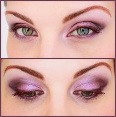 Radiant Orchid Eyes: Pantone Color of the Year 2014.