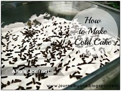 How to make Cold Cake