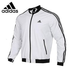 Vendor: WebFashionFitness Type: Sportswear Price: Brand Name: AdidasMaterial: Nylon,Polyester,SpandexGender: MenFeature: WindproofCollar: Mandarin CollarModel Number: Fits true to size, take your normal sizeOuterwear Type: JacketsSport Type: Running Adidas Outfit, Cute Jackets, Hoodie Outfit, Country Outfits, Adidas Men, Adidas Jacket Mens, Sport Wear, Workout Wear, Mens Fitness