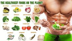 The Healthiest Foods On The Planet - Fitness Healthy Food Info - PROJECT NEXT - Bodybuilding & Fitness Motivation + Inspiration