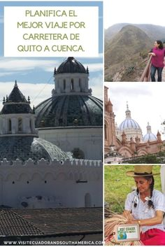 Planifica el mejor viaje por carretera de Quito a Cuenca. - Visit Ecuador and South America Quito, Ecuador, Galapagos Islands, Just Dream, Plan Your Trip, Lonely Planet, South America, Trip Advisor, Places To Go