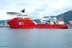 Skandi Skolten  - Contruction Anchor Handling Vessel