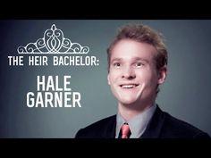 The Heir | Meet the Selected Suitors: Hale Garner - YouTube