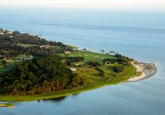 The ultimate golf getaway: play on three championship courses, get fitted for a new set of custom clubs and stay at The Lodge at Sea Island.