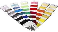These Pantone Color Swatch Scarves Can Match Anything