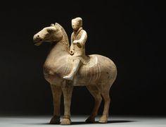 Han Dynasty Horse & Rider