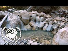 Relaxing Mountain Stream Sound / Meditation, Fall Asleep