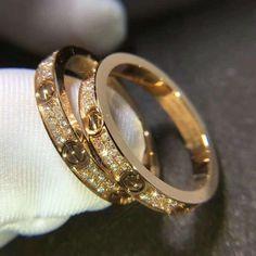Cartier Jewelry, Antique Jewelry, Jewelery, Gothic Jewelry, Indian Jewelry, Cartier Wedding Bands, Wedding Rings, Cute Jewelry, Jewelry Accessories