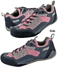 Pink Ribbon Trainers at The Breast Cancer Site