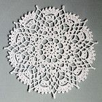 New FREE Crochet Doily Pattern