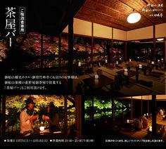 御船山楽園 / 御茶屋Bar