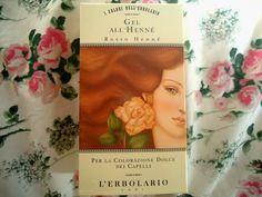 :Gel all'Henné de L'Erbolario - Per la colorazione ... L'ho provato mescolando la tonalità Miirtillo e Rosso hennè!!!   #hennè #erbolario , #capelli , #riflessante