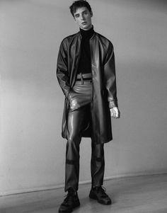 Photo by Szilveszter Mako.  menswear mnswr mens style mens fashion fashion style editorial