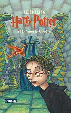 Harry Potter und die Kammer des Schreckens von J.K. Rowling Band 2