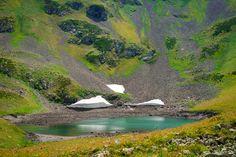 | Glacial lake  Komissarov Igor