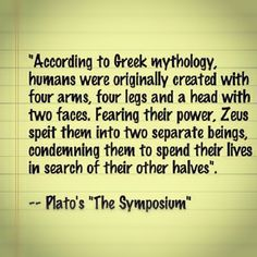 In Greek mythology, the hero wants to be great, but the very concept does not…