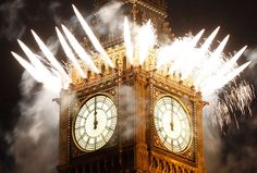 Big Ben rings in 2012. Be there when the clock strikes midnight on Jan 1st 2013. Visit www.targetvacations.ca
