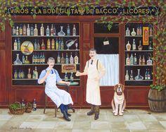 Bacco's Wine Shop | by Maria Laura Bratoz