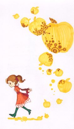 Flora Reinhold is the golden apple in a village of robots... I love these games<3