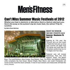 @Men's Fitness