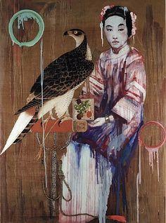 Hung Liu, Falconer III
