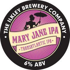 Mary Jane IPA (keg) - Tastes Like Happiness - beer by Ilkley Brewery