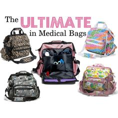 """""""The Ultimate in Medical Bags"""" by shopadvance on Polyvore"""