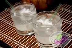 Buko Juice Recipe (Coconut Juice) http://www.pingdesserts.com/buko-juice-recipe-coconut-juice/