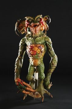 Vegetable Mutant Gremlin puppet from Gremlins 2: The New Batch