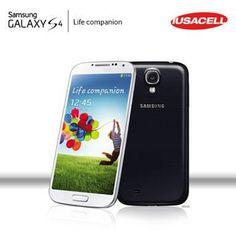 El Samsung Galaxy S4 ahora está disponible también con Iusacell en México y en su versión con procesador de 8 núcleos (GT-i9500).