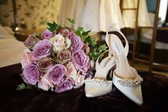 Vintage Bridal Bouquet, Wedding Colors, Wedding Ideas, Floral Designs, Color Themes, Colours, Antiques, Fashion, Antiquities