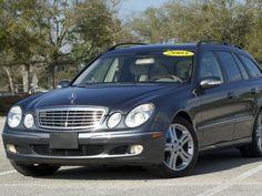 2005 Mercedes Benz E Class E500 4matic Awd Benz E Benz E Class Mercedes Benz