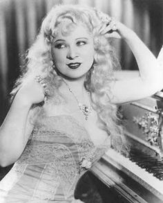 Right era...but this is Mae West!