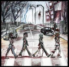 zombie road abbey
