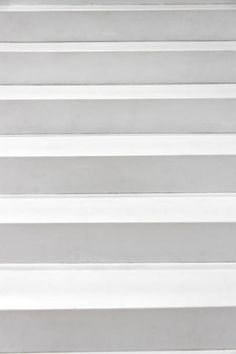 modern white stairs as an abstract background