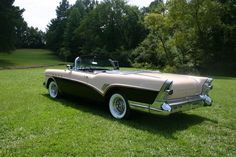 1957 Buick Roadmaster Convertible Base For Auction in NC 7D5006247