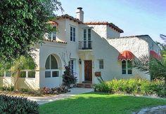 My favorite architect, Addison Mizner: The Fred C. Aiken House in Boca Raton, FL, built 1926