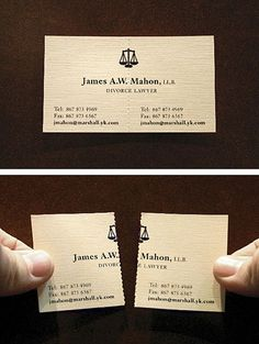 100 (Really) Creative Business Cards photo