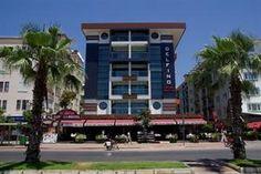 Turkije Turkse Riviera Alanya  Ligging: Delfino Boutique Aparthotel ligt aan het geliefde Cleopatrazandstrand ook wel het beste strand van Alanya genoemd. Hier zult u ongetwijfeld genieten onder de Turkse zon. Wilt u op stap?...  EUR 338.00  Meer informatie  #vakantie http://vakantienaar.eu - http://facebook.com/vakantienaar.eu - https://start.me/p/VRobeo/vakantie-pagina