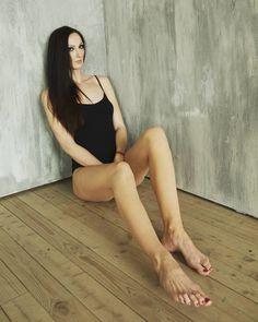 Новая высота: россиянка с самыми длинными ногами подала заявку в Книгу рекордов Гиннесса