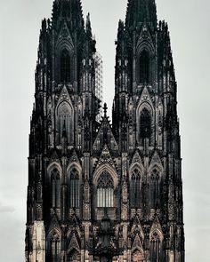 Catedral de Colonia, pasión por la vertical ascendente