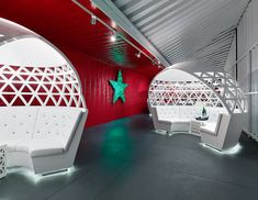Heineken Pop Up City Lounge at London Design Festival, London   UK lounge