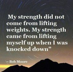 strength // bob moore