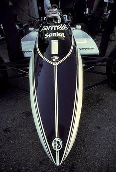 Nelson Piquet Brabham - BMW 1982
